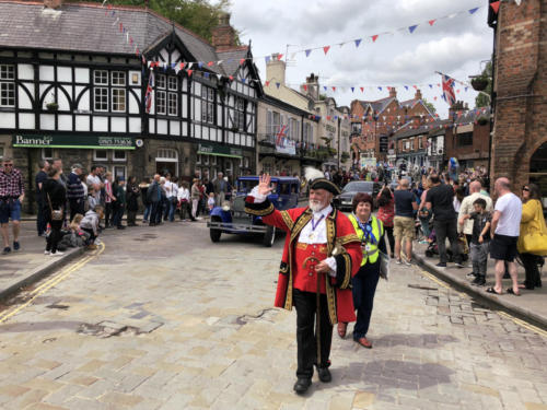 Lymm May Queen Festival 2018 - 19