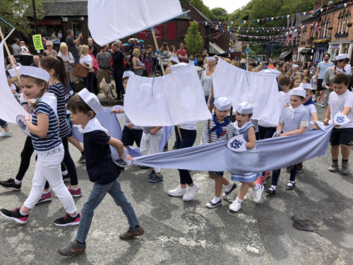 Lymm May Queen Festival 2018 - 25