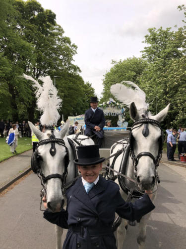Lymm May Queen Festival 2018 - 7