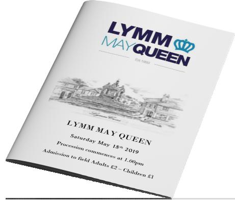 Lymm May Queen