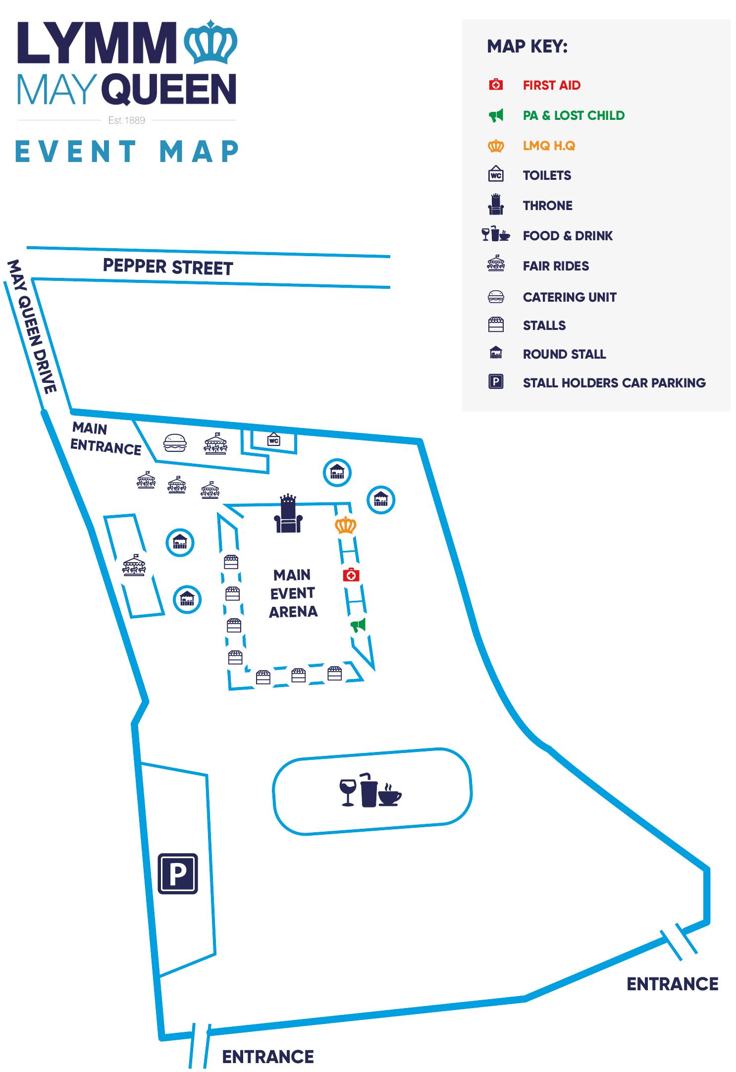 LMQ Event Map 2019