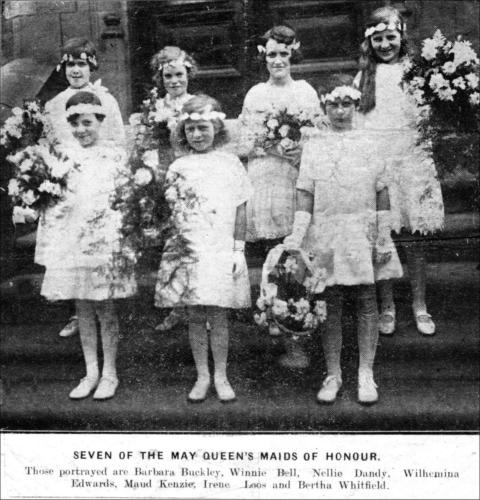 lymm may queen history 001